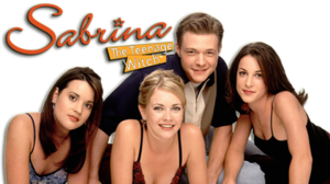 Sabrina the Teenage Witch (TV series) - Image: Sabina, Harvey, Valerie, Libby