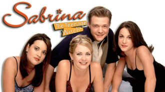 Sabrina the Teenage Witch (1996 TV series) - Libby, Sabrina, Harvey, and Valerie