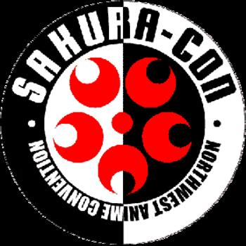 Sakura-Con logo.