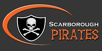 Scarborough Pirates A.R.L.F.C. - Image: Scarborough pirates arlfc