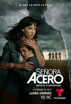 Señora Acero (season 5) - Wikipedia