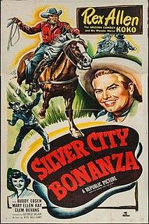<i>Silver City Bonanza</i> 1951 film by George Blair
