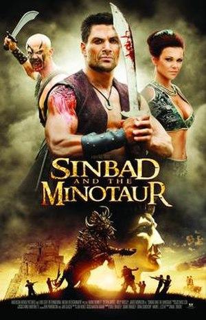 Sinbad and The Minotaur - Film poster