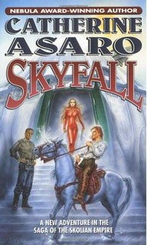 Skyfall (novel) - Image: Skyfall by Asaro bookcover