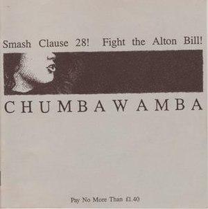 Smash Clause 28! Fight the Alton Bill! - Image: Smash Clause 28
