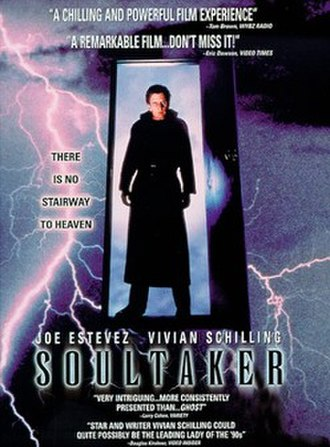 Soultaker (film) - Theatrical release poster