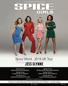 Spice World – 2019 Tour poster.png