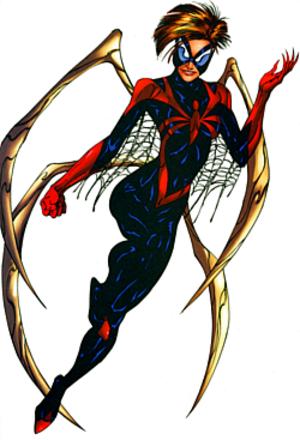 Spider-Woman (Mattie Franklin) - Image: Spiderwomanmattie