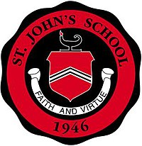 St  John's School (Texas) - Wikipedia