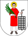 Coat of arms of St. Lorenzen