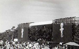 Summersault (Australian festival) - Sydney stage, Macquarie University