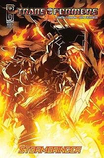 <i>The Transformers: Stormbringer</i>