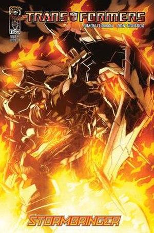 The Transformers: Stormbringer - Image: TF Stormbringer