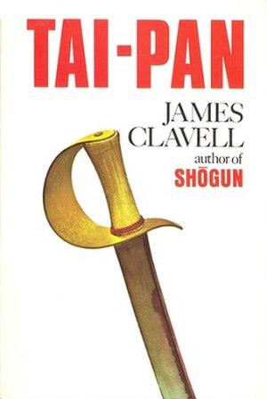 Tai-Pan (novel) - Image: Tai Pan (novel)