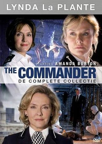 The Commander (TV series) - DVD cover