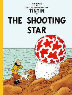 <i>The Shooting Star</i> Tintin comics album