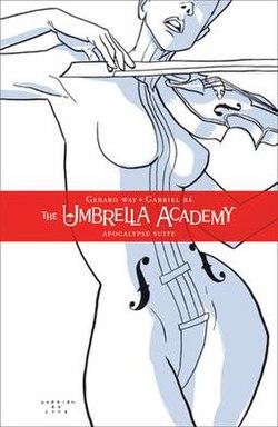 The Umbrella Academy: Apocalypse Suite - Wikipedia