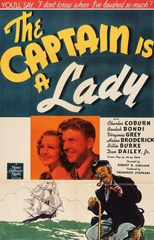 The Captain Is a Lady poster.jpg