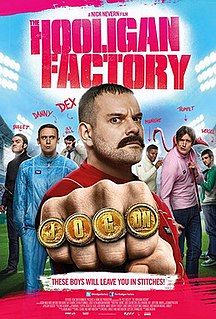 <i>The Hooligan Factory</i>