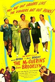 <i>The McGuerins from Brooklyn</i> 1942 film by Kurt Neumann
