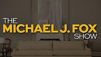 The Michael J. Fox Show - Image: The Michael J Fox Show promo logo