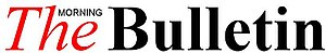 The Morning Bulletin - The Morning Bulletin masthead