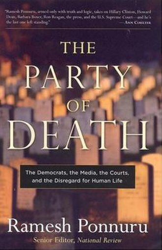 The Party of Death - Image: The Party of Death (cover)