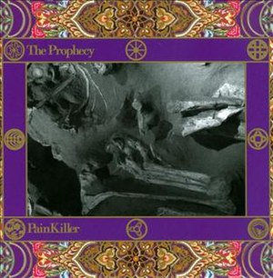 The Prophecy: Live in Europe - Image: The Prophecy Live in Europe