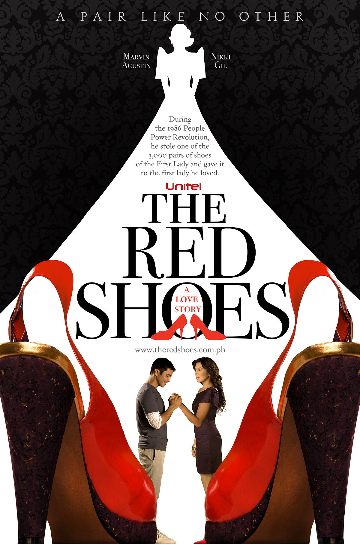 Red Shoes Movie Poster
