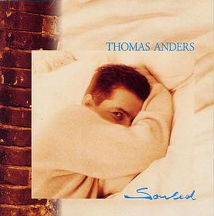 Souled - Image: Thomas anders souled cover