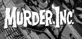 <i>Murder, Inc.</i> (1960 film) 1960 film by Stuart Rosenberg