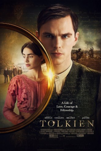 Tolkien (film) - Theatrical release poster