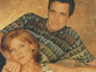Tom Hughes and Margo Montgomery