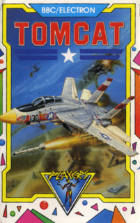 <i>Tomcat</i> (video game)