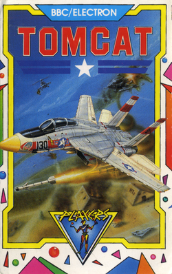 Tomcat cassette front cover (BBC-Electron).png