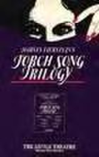 Torch Song Trilogy - Broadway promotional poster