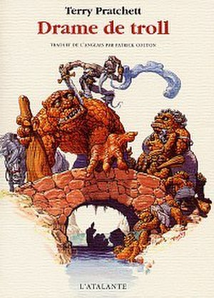 Troll Bridge - Image: Troll Bridge discworld