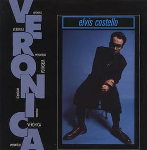 Veronica (song) - Image: Veronica Elvis Costello
