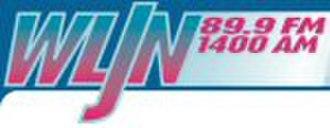 WLJN - WKJN's old logo