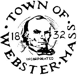 Official seal of Webster, Massachusetts