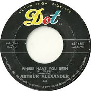 Where Have You Been (All My Life) - Image: Where Have You Been (All My Life) label