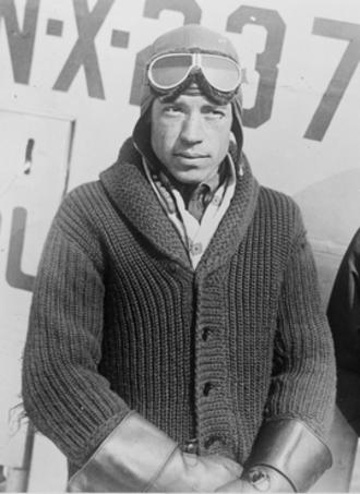 Wilmer Stultz - Stultz in 1928