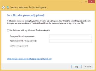 BitLocker disk encryption software for Microsoft Windows