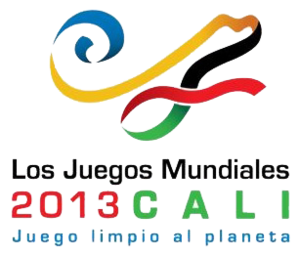 2013 World Games - Image: World Games 2013 logo