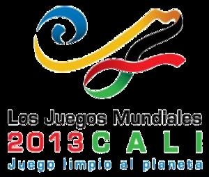 2013 World Games - Image: World Games 2013 logo