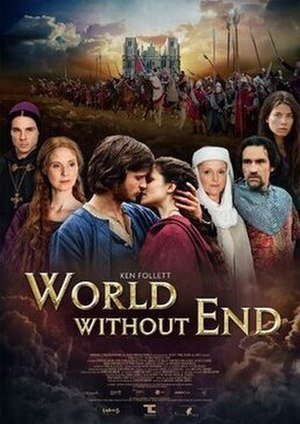 World Without End (miniseries) - DVD cover