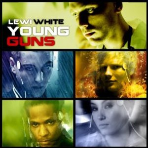 Young Guns (Lewi White song) - Image: Young Gunssong