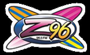 WZNS - Image: Z 96 logo WZNS