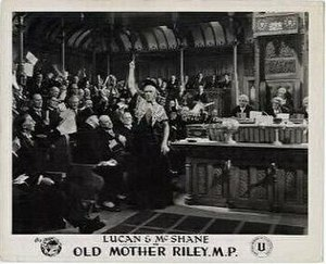 Old Mother Riley, MP - Front of house still