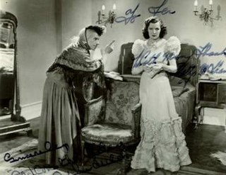 <i>Old Mother Riley in Society</i> 1940 film by John Baxter